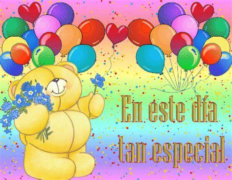 imagenes de feliz cumpleaños con movimiento y musica gifs animados de cumplea 241 os gifs animados
