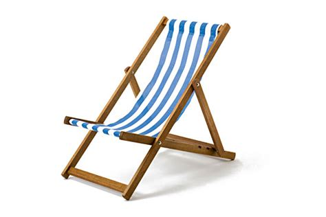 South Sea Deck Chairs by News Southsea Deckchairs