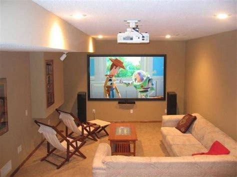 Small White Home Theatre Decorations Small Home Theater Ideas To Consider When