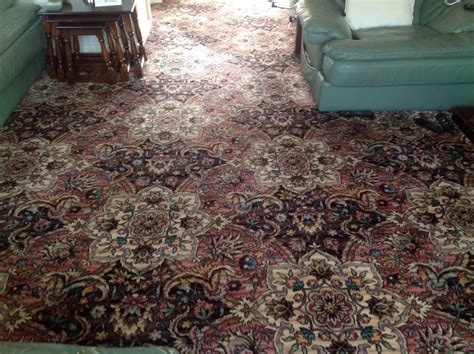 Crossley sultana carpet in excess of 28 sq metres   in