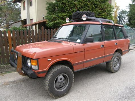 Robsterm1 1985 Land Rover Range Rover S Photo Gallery At