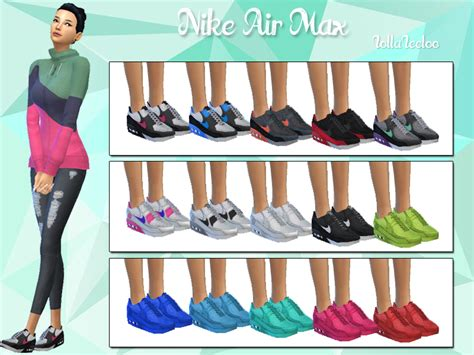nike air max by lollaleeloo