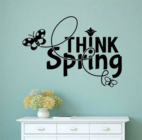 home decor wall decals think vinyl decal wall stickers words lettering