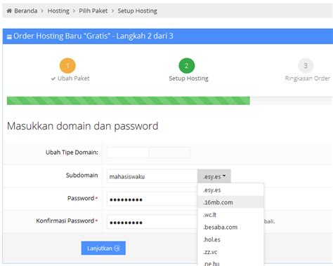 tutorial upload website di idhostinger tutorial membuat domain dan hostingan konfigurasi database
