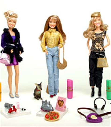 Hilary Duff In A New Doll by Hilary Duff Fashion Dolls