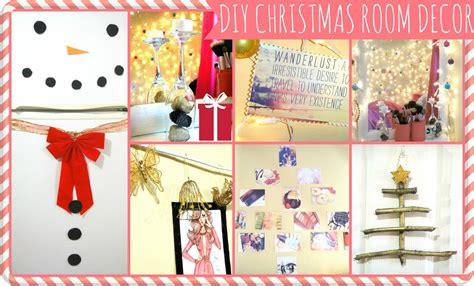 Easy diy christmas d 233 cor ideas dormspiration youtube