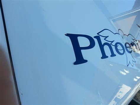 Phoenix Wohnmobil Aufkleber aufkleber am phoenix alkoven winterfest wohnmobil