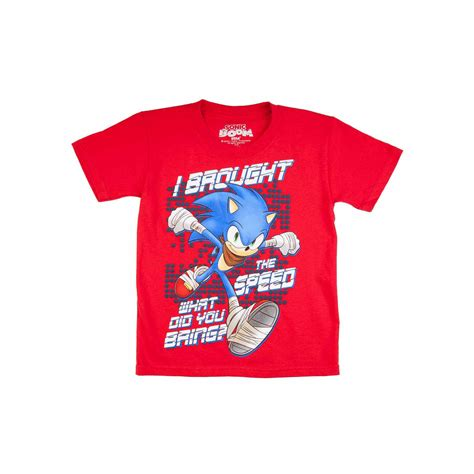 Fancy Fox Speed Graphic T Shirt get sonic speed graphic t shirt preschool 4 7x now t