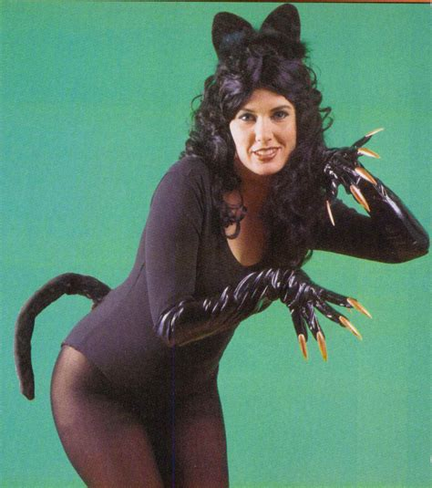 woman with cat tail 10 easy halloween costumes for girls on a budget