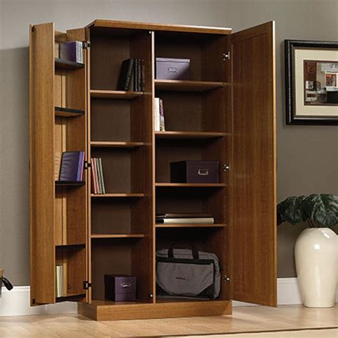 wood storage cabinets with doors storage cabinets with doors and shelves home furniture