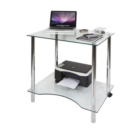 glass home office furniture glass workstation teknik glass workcentre