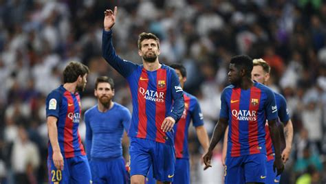 Beat Co For Real In by Pique Tells Juventus How To Beat Real Madrid Reveals Why