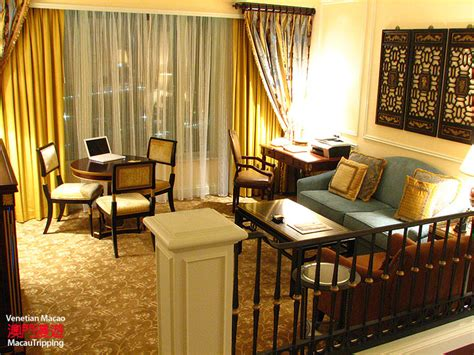 Venetian Living Room by Venetian Macao The Macautripping Review 2008