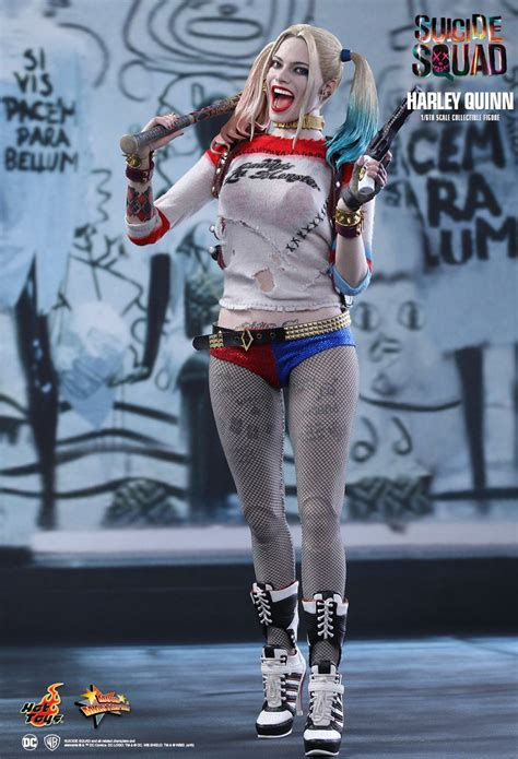 hot toys harley quinn hot toys suicide squad harley quinn 1 6th scale