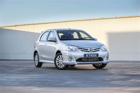 toyota south toyota south africa launch new toyota etios sport