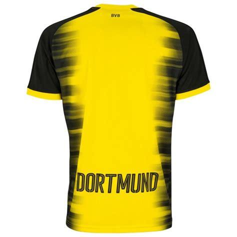 Jersey Dortmund Homecelana 2017 2018 borussia dortmund chions league jersey 2017 2018