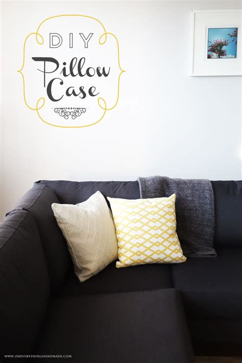 Decorating Pillowcases For by 40 Diy Ideas For Decorative Throw Pillows Cases