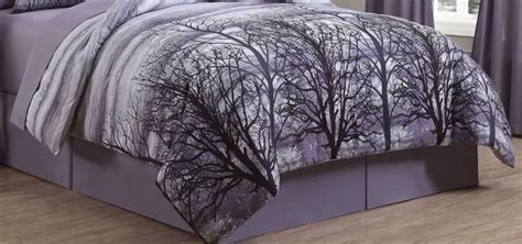 plum colored bedding alcove forest comforter twin plum color half a home 143 bedding auction k bid