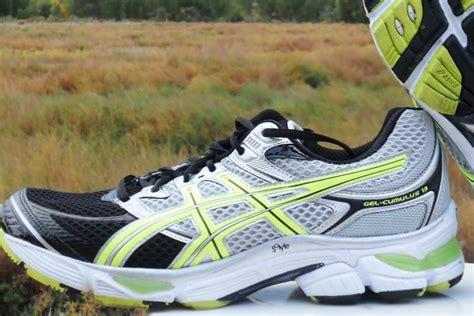 asics gel running shoes reviews asics gel cumulus 13 running shoes review running shoes guru
