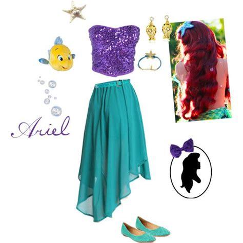 Handmade Ariel Costume - best 25 ariel costumes ideas on ariel