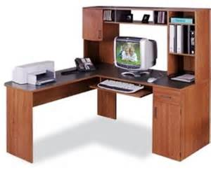 o sullivan computer desk with hutch o sullivan 10112 workcenter l soho collection finished