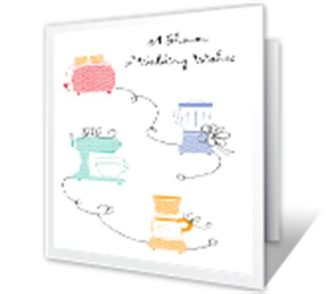 free printable greeting cards bridal shower shower of wedding wishes greeting card bridal shower