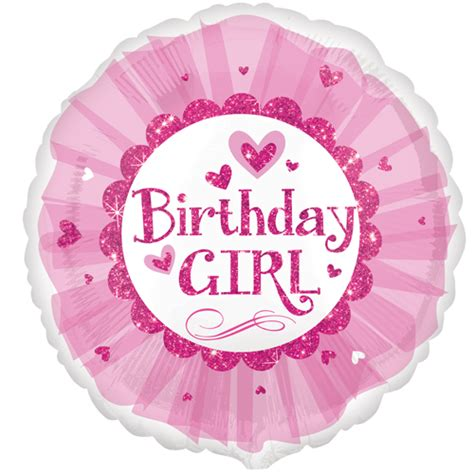 Balloon Decoration For Birthday At Home 18 birthday girl pink sparkle tutu 8923 p png
