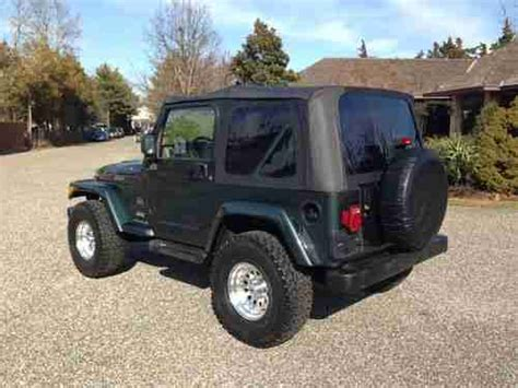 Best Lift For Jeep Tj Sell Used Lifted 03 Jeep Wrangler Edition Procomp