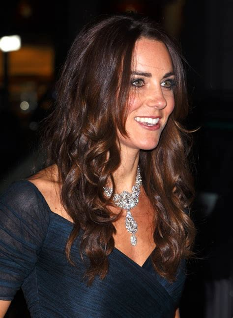 New Kate And Jewelry Pieces Now On Pre Order by S Necklace Gives Kate Middleton Sparkle On