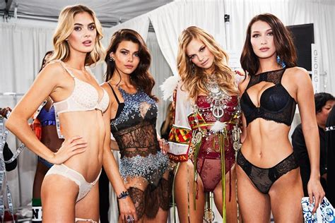 Get Bootylicious At Victorias Secret by How The S Secret Models Get In Shape Before The Show