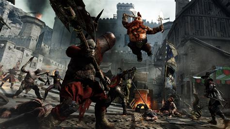 Jersey Hammers Esports warhammer vermintide 2 is free to play this weekend on