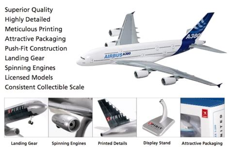 commercial plastic model airplanes hogan wings display aircraft models commercial airliner