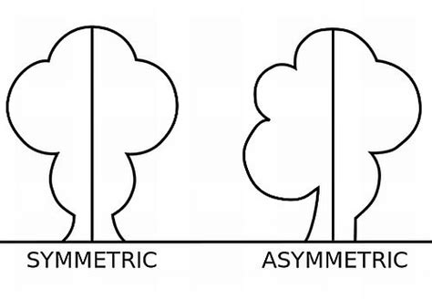 design elements symmetry relationship of asymmetrical design with balance and harmony