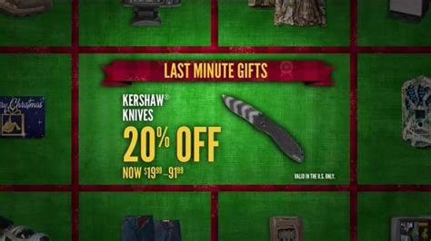 Discounted Cabela S Gift Cards For Sale - cabela s christmas sale tv spot rangefinder ammo boxes and gift cards ispot tv