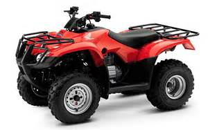 250 Honda Recon 2016 Honda Recon 250 Atv Review Specs Trx250tm