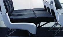 air new zealand unveils lie economy bed travel the guardian
