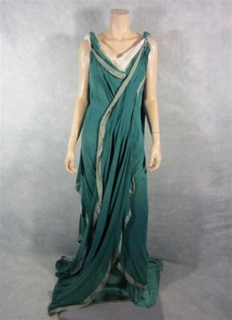 Dres Aren lawless xena lucretia spartacus gods of the arena gown wardrobe costume ebay
