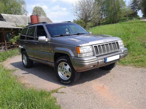 1998 Jeep Grand 5 9 L 1998 Jeep Grand Zj 177 Kw 5 9l Na Prodej