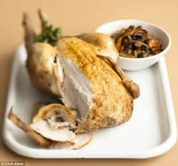 Sunday Dinner Pan Roasted Chicken With Black Truffle Risotto by Recipe Pot Roast Chicken With Madeira Mushrooms