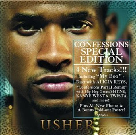 Cd Usher Confessions Special Edition 3 dollar cd s usher confessions special edition store powered by storenvy