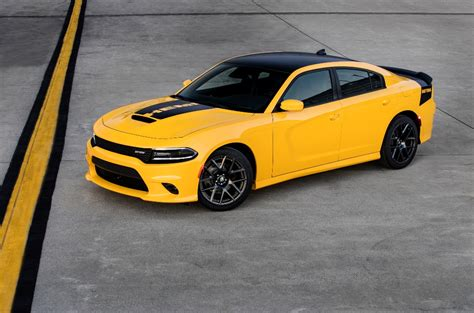 yellow daytona charger 2017 dodge charger daytona and challenger t a will knock