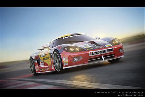 Koenigsegg Race Car by Koenigsegg Ccx Racing On Behance