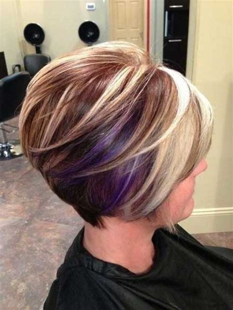 hair style short and stacked on top and long agled sides longer back 10 bob stacked hairstyles bob hairstyles 2017 short