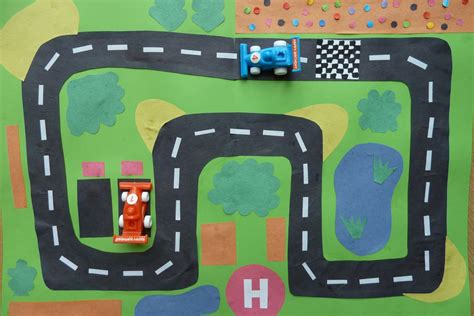 Cars Track Playmat s world parenting craft and travel
