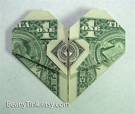 How To Make Origami With A Dollar Bill - dollar origami 171 embroidery origami
