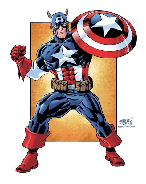 cptain america free comic clipart captain america comic clipart best