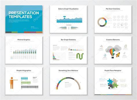 Modelos De Slides De Apresenta 231 227 O E Brochuras De Vetor Illustrator Presentation Templates