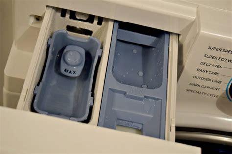 Washing Machine Drawer Of Water by Samsung Addwash Ww8500 Washing Machine Review