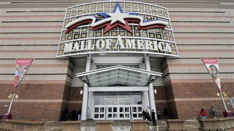 layout of the mall of america shoppers entangled in war on terrorism npr