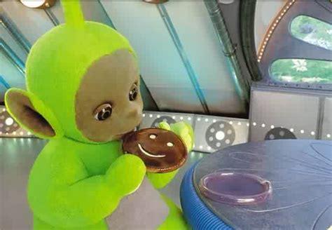 Toaster Face Tubby Toast Teletubbies Wiki